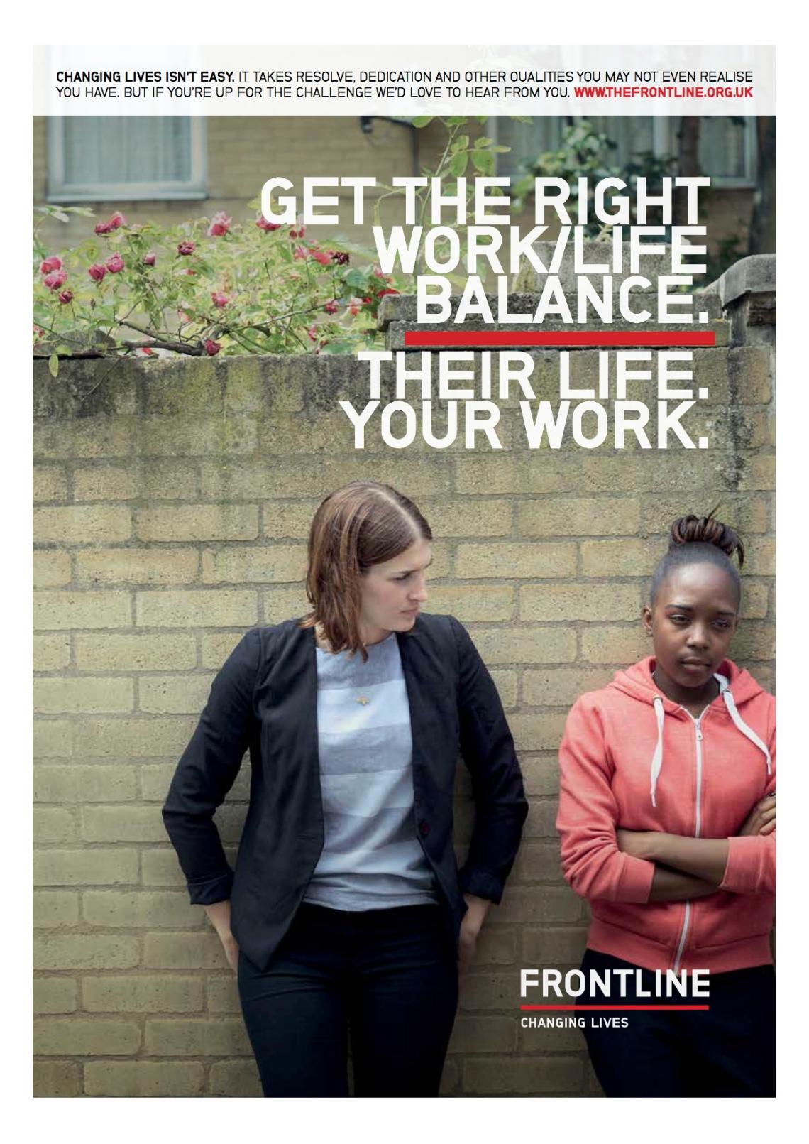 WORK:LIFE BALANCE